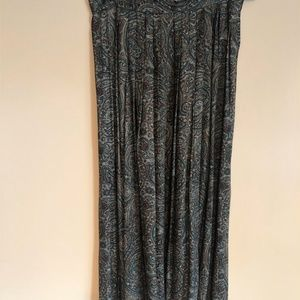 1980's JH Collectibles Pleated Skirt